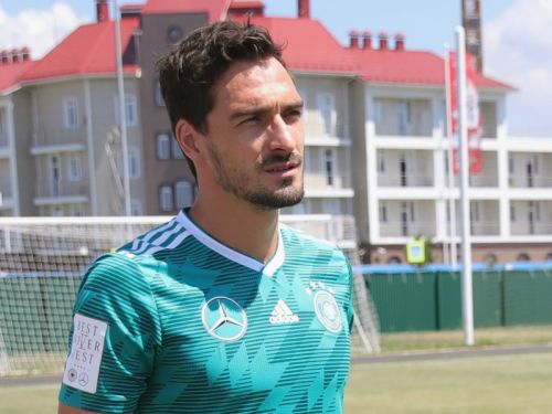 Hummels keeping hopes up despite Low ruling him out of Germany clash with Sweden