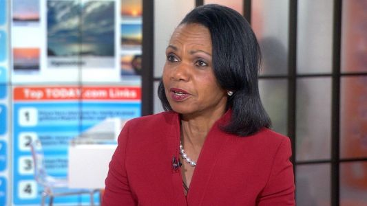 Report: Browns considering Condoleezza Rice for head-coaching job