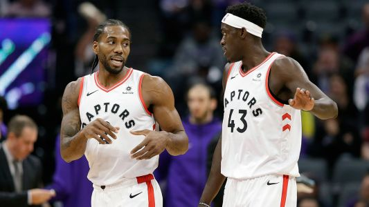 Raptors' Pascal Siakam continues improbable rise as All-Star starter