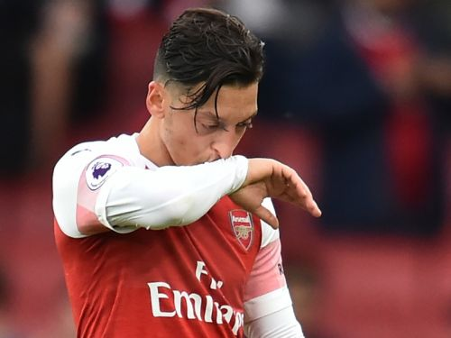 'They're not mentally strong enough!' - Ozil & Arsenal stars criticised by Merson