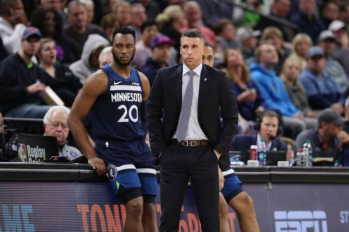 Wolves, Ryan Saunders Finalizing Head Coaching Deal