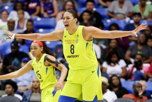 Liz Cambage: Refs Trying To Make WNBA More 'Ladylike'
