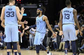 Grizzlies' defense clamps down on Blazers in low-scoring win