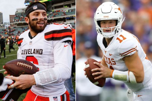 'I'm sick of that crap:' Baker Mayfield rips Texas and its QB