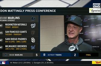 Don Mattingly on winning in 9th: You play 27 outs for a reason
