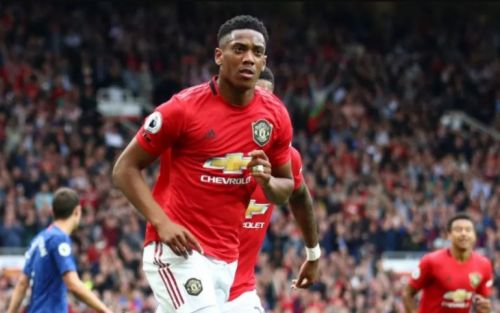 Man United star Martial lifts lid on Solskjaer's 'show me' it message that's inspired fine form