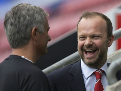 'Results do nothing for Man Utd's commercial might' - Woodward