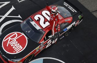 Christopher Bell wins at New Hampshire | 2018 NASCAR XFINITY SERIES