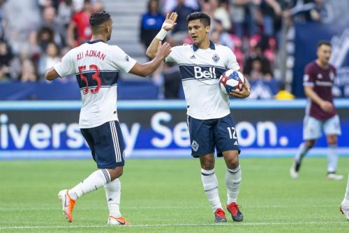 Skinny Vancouver Whitecaps eager to pick up points on four-game road swing
