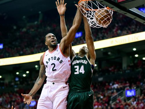 Kawhi Leonard's dominance outshines Giannis Antetokounmpo in East finals