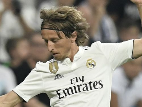 Luka Modric 'Wants to Be a Star in Serie A with Inter,' Says Agent
