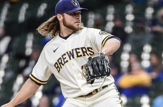 Corbin Burnes fans 10 Cubs in 7-0 Brewers win