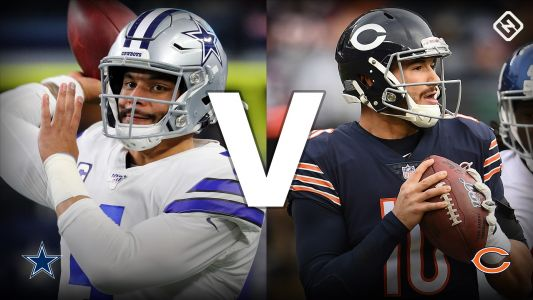 Cowboys vs. Bears live score, updates, highlights from 'Thursday Night Football'
