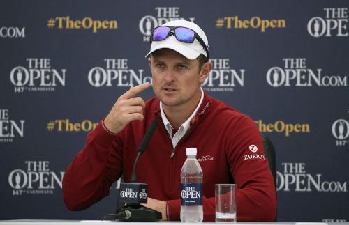 Justin Rose still seeking first British Open title 20 years after iconic fourth-place tie