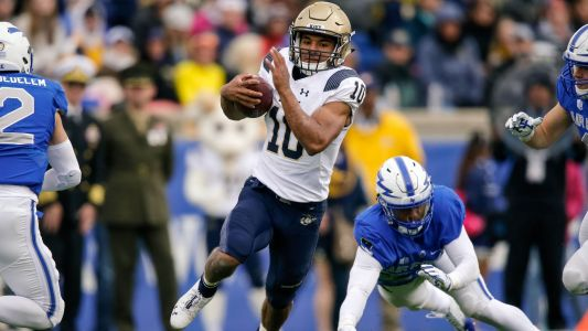 Navy can still salvage season with defeat of Army