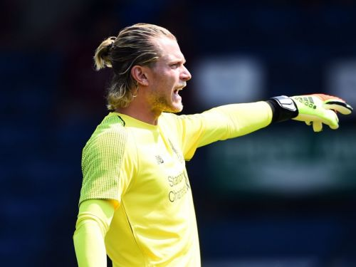 Karius denies making comments about photographs with female fans