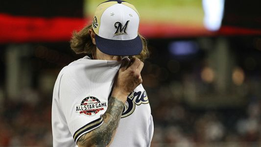 Josh Hader apologizes for racist, sexist tweets that resurfaced after poor All-Star Game outing