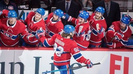 The Habs are fun to watch again. Who saw that coming?