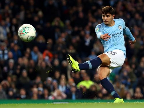 Brahim Diaz, Manchester City's NxGn starlet eyed by Real Madrid