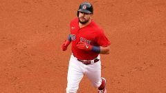 Red Sox Wrap: Boston's Four Home Runs Lead Way To Game 3 ALCS Win