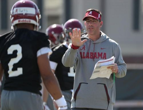 Alabama football: QB coach Enos is latest member of Tide's coaching staff exodus