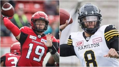 Hamilton Tiger-Cats look for better fate in Calgary in season-opener