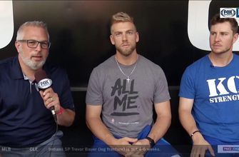 POP QUIZ: Close teammates Dozier and O'Hearn answer questions about one another