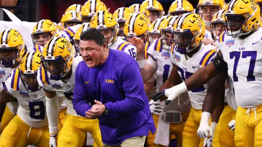 LSU coach Ed Orgeron expected to get $500,000 raise in salary to $4 million a year