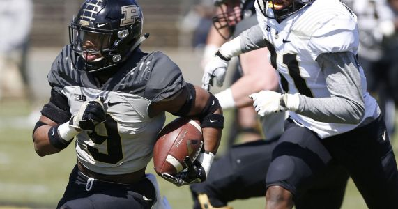 Purdue football offense needs to take big step in 2018