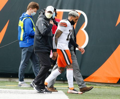Opinion: Odell Beckham Jr.'s season-ending injury leaves questions about WR's fit, future with Browns