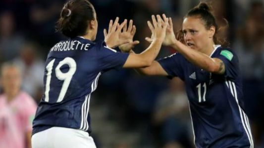 Women's World Cup 2019: Argentina's sensational comeback knocks out Scotland