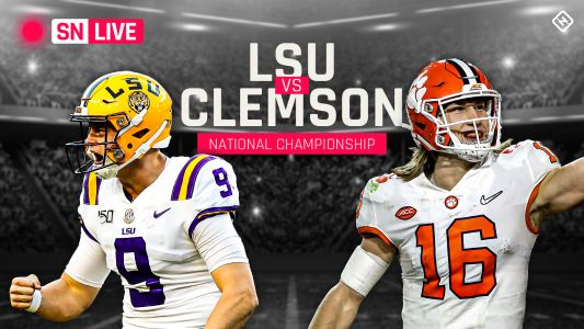 LSU vs. Clemson live score, updates, highlights from College Football Playoff championship 2020