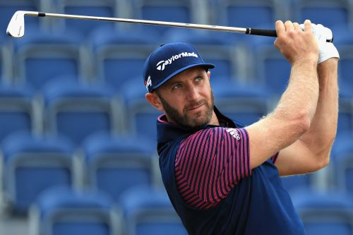 What Dustin Johnson is worried about ahead of the British Open