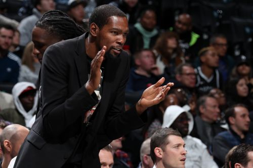 Kevin Durant has NBA ownership on his mind