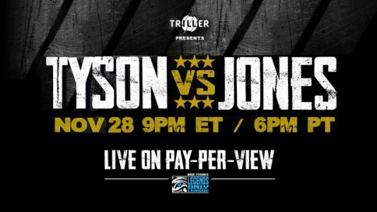 Tale of the Tape: Should Roy Jones Jr. be scared of Mike Tyson?