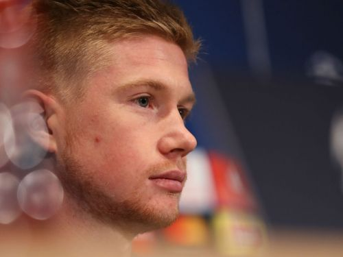 Manchester City quadruple 'nearly impossible', says De Bruyne