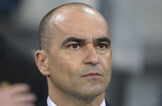 Roberto Martinez signs Belgium contract extension until Euro 2020