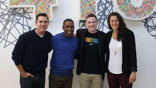 Roundtable: What it's like to be an openly gay athlete