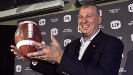CFL commissioner has plans to take league to Europe
