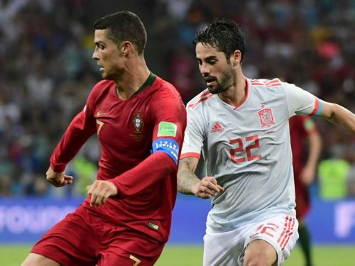 Isco: I'm not speaking to Ronaldo again after hat-trick against Spain!