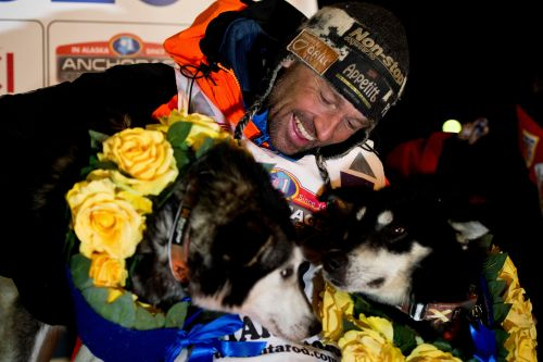Iditarod champ Thomas Waerner stranded in Alaska due to coronavirus issues