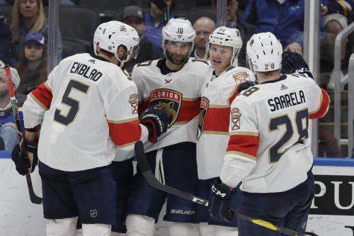 Florida Panthers owner Vinnie Viola to pay staff in full through COVID-19 crisis