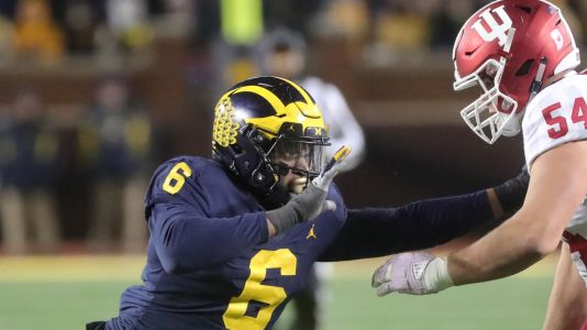 Michigan moves on to 'championship game' at OSU after imperfect win