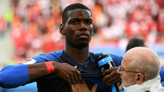Pogba punishes Peru to announce himself at World Cup 2018
