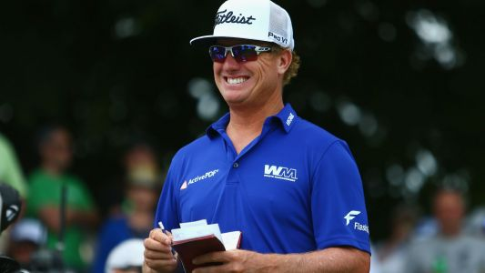QBE Shootout: Charley Hoffman, Gary Woodland join 3-way tie atop leaderboard