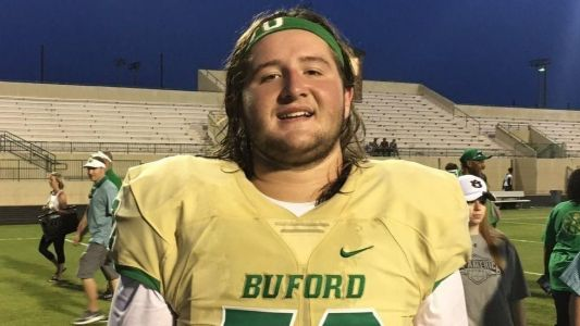 Gators land Georgia OL Riley Simonds