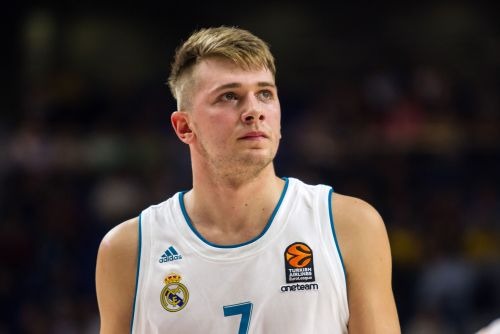 Potential No. 1 overall pick Luka Doncic not certain about NBA decision