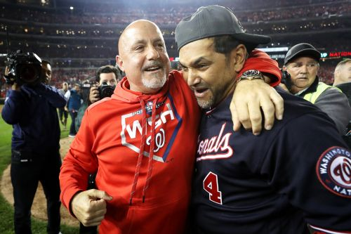 Nationals GM Mike Rizzo hints at how much baseball world despises Astros