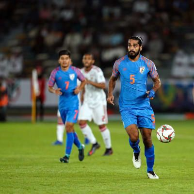 India's Jhingan delivering inspiration on and off the field
