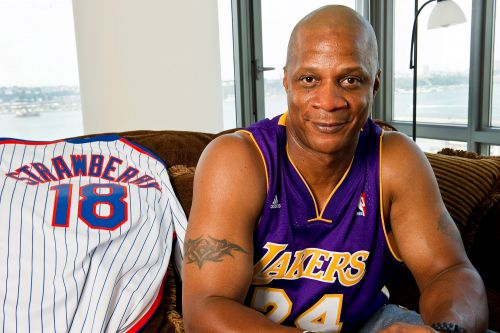 Kobe Bryant's death 'hits home' for his Mets idol Darryl Strawberry